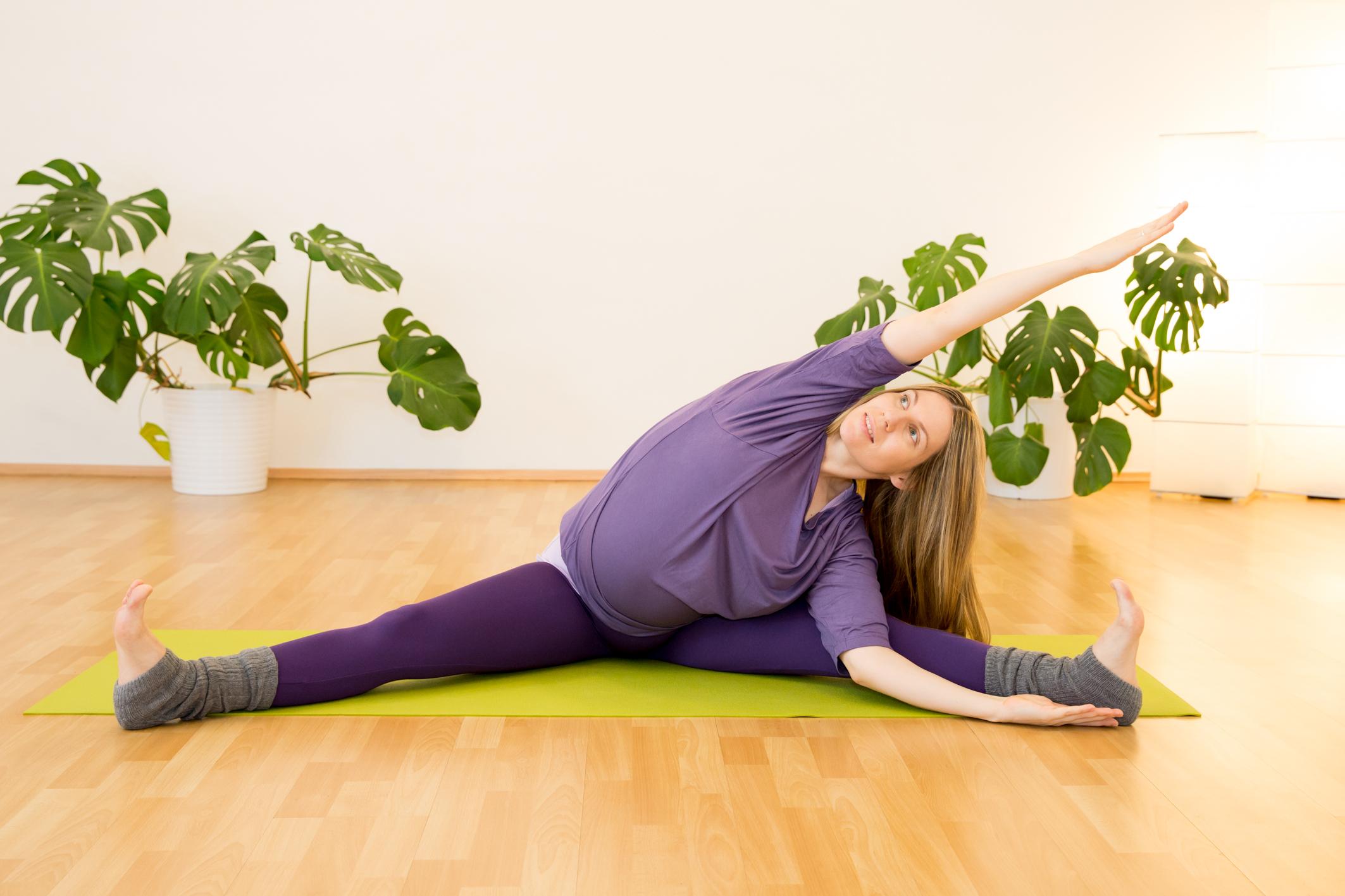 Alles rund um Yoga für Schwangere